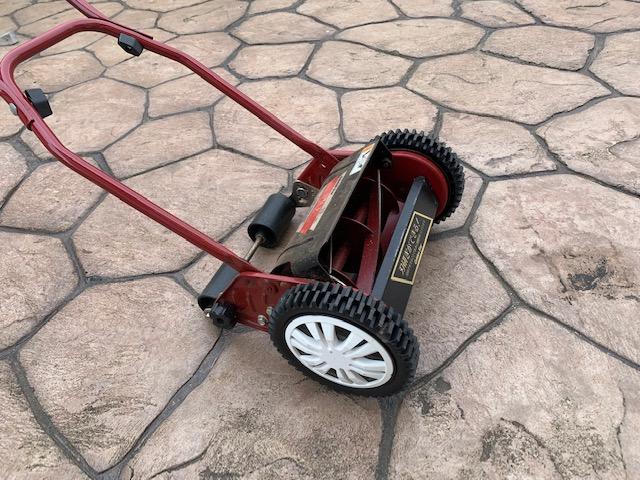 2021.06.05 芝刈り機の研磨